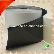 100mm Black 100% Nylon Velcro Sheets