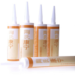 construction liquid chemical quick cure colored silicon sealant