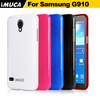 New ! IMUCA Cool colorful back case for Samsung GALAXY Round case cover (G910)