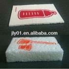 2014 Compressed Cellulose Kitchen Cleaning Sponge wood pump fiber