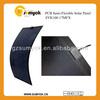 most efficient solar panels SYK100-17MFX mono semi-flexible PCB solar panels for golf-cart 100W