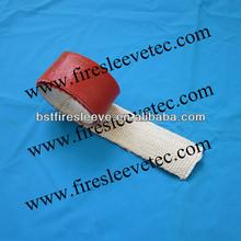 Silicone coated Heat Treated Texturized Fiberglass Insulation Tape