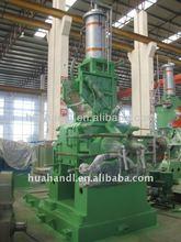 Dalian machine rubber intermix banbury mixer 110liter speed variable change dalian manufacturer