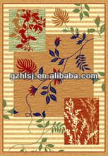 leave tree classical area rug