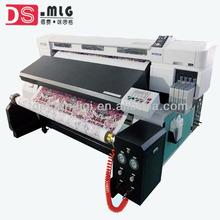 New!!TOP DESIGN DIGITAL 1.6m stampante digitale on fabric printing,speed digital fabric printing machine roll meter digital