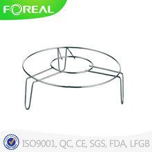 plain metal wire pot holder