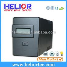 China 600VA AVR 110v to 220v ac voltage converter ups (Braver LCD)