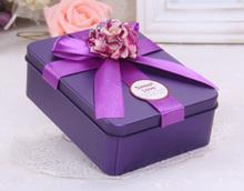 2014 new design tin box / wholesale tin chocolate box / milk powder or christmas gift pill tin box