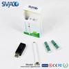 2014 best quality 2 piece rechargeable e-cigarette