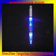 wholesale cheap cute flashing gift pen