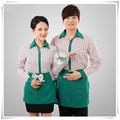 uniforme de camarera para las mujeres cómodo uniforme de camarero