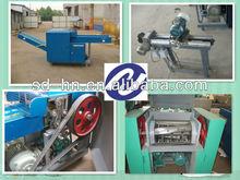 Textile Waste/Jute/Flax Fiber Cutting Machine