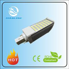 new design 13W LED Plug Lamp G24 Based Led Horizontal Plug Lamp