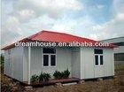 prefab house 2 bedrooms prefab homes/mobile high quality villa