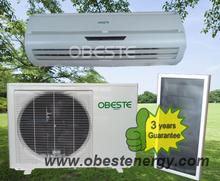Hybrid DC Inverter Solar Absorption Air Conditioner