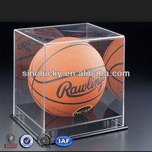 Acrylic NBA Cheap Laminated Basketball Official Box