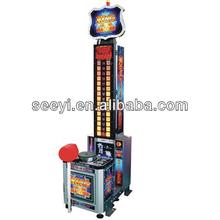 lottery simulator amusement ticket game machine
