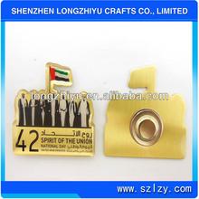 Fashion Design Custom Metal Printing Badge Gifts And Crafts,Custom Metal Pin Souvenir Gift