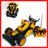 Remote control deforming remote control remote control stunt car robot rc cars for sale car transform robot toy