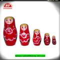 icti工場出荷時のビニールカスタムアニメーションロシアの入れ子人形