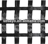 fiberglass geogrid mesh