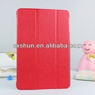Hot Selling Slim Thin PU Business Smart Cover Case for Apple iPad Mini 2