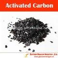 Carbón activado de la minería, carbón activado de cáscara de nuez, carbón activado el control de olores