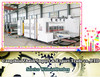 cardboard production line/screen protector die cutting machinery/printing press machines price