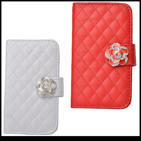 universal smart phone wallet style leather case