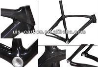 ISP frame+seat post+fork carbon road bike frame , road carbon bike frame , frame of carbon road bike bicycle