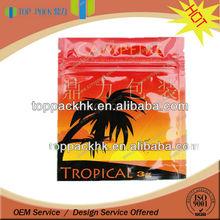 3g Campfire Tropical herbal incense bag