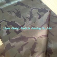 High quality oxford fabric 150D waterproof cloth camo