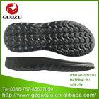 Men's PU shoes soles suppliers