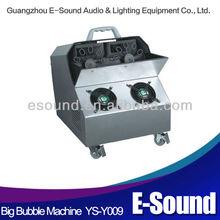 High power remote control 120w big bubble machine for sale