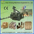 Cáscara de arroz/de pellets de madera/de briquetas de madera de la leña que hace la máquina