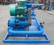 High performance drilling liquid jet mixer for oil