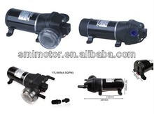 high quality 12V/ 24V DC 160psi car water pump 2L - 17L per min