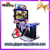 Coin operated arcade machine cabinet