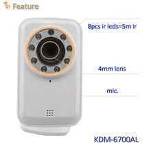 Fashionable indoor 300k pixel plug and play smart mini digital camera !!!