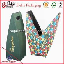 Becautifil Wine box package design