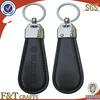 Hot sale leather key chains suzuki with debossed logo
