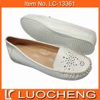 Flat Loafers Stitching Shoe Handmade