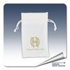 Attractive handmade velvet jewellery pouch