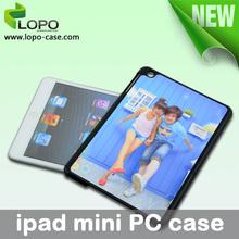 Blank sublimation plastic case for iPad mini