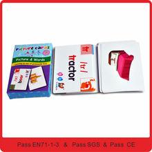 paper memory game cards
