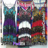 Various Patterns Rayon Bangkok Dress Thai Wholesale Smocked Dresses