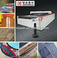 Móveis estofados têxtil máquina de corte, corte a laser cama