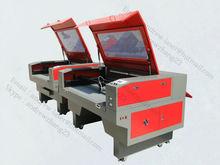 SP/RECI 80W laser tube fabric/garment laser cutting machines