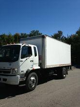 2009 Mitsubishi Fuso FM330 Box Truck