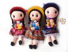 Handmade Doll, Free Shipping!